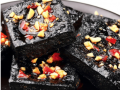 Stinky tofu, a traditional Chinese snack