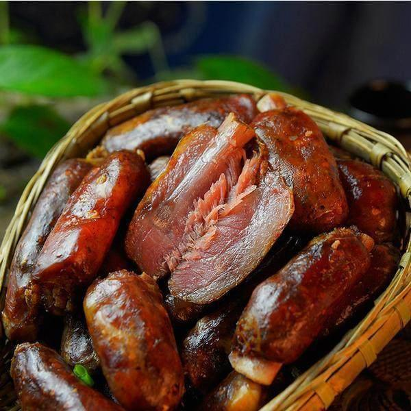 9 most famous sausages in China