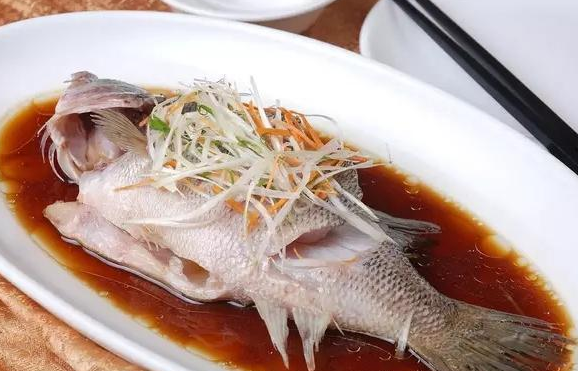 These four steamed fish tricks have been learned.