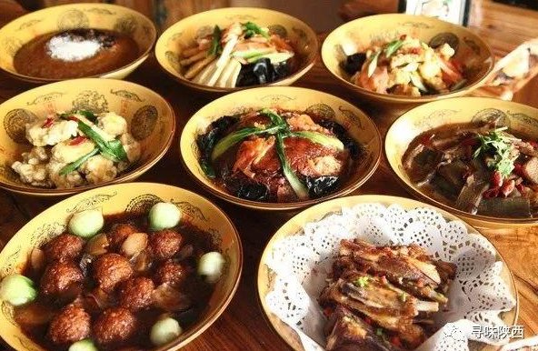 Eight bowls in Shaanxi, which one do you like best?