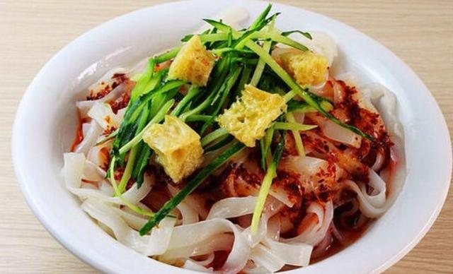 Food Appreciation: Food on the Tip of the Tongue-Xi'an