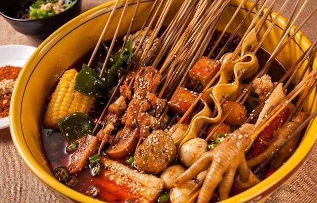 5 popular street foods, which one is more attractive to you?