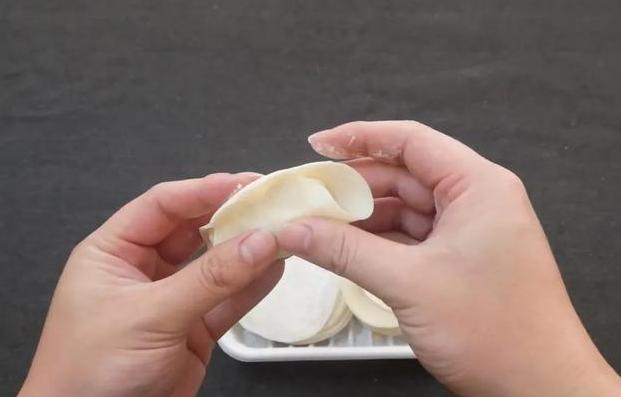 Making dumplings is so simple