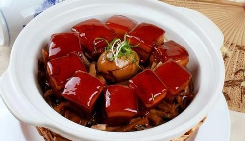 The delicious and beautiful Dongpo meat is made this way!