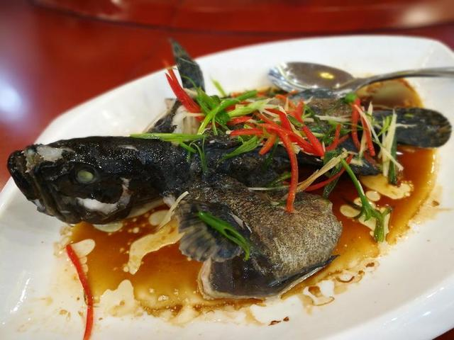 I like Fujian cuisine because seafood is the main course
