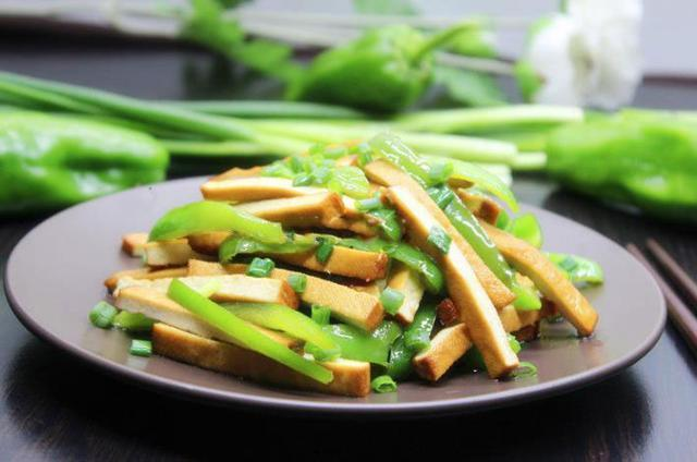 10 detailed methods of dried tofu.  Simple and easy to make, a must-have dish for the family.  Keep it for future use.