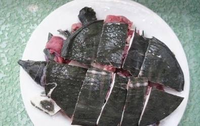 The weather is cold, teach you to make hot pot turtles, nourish appetizers, the taste of rivers and lakes is too overbearing