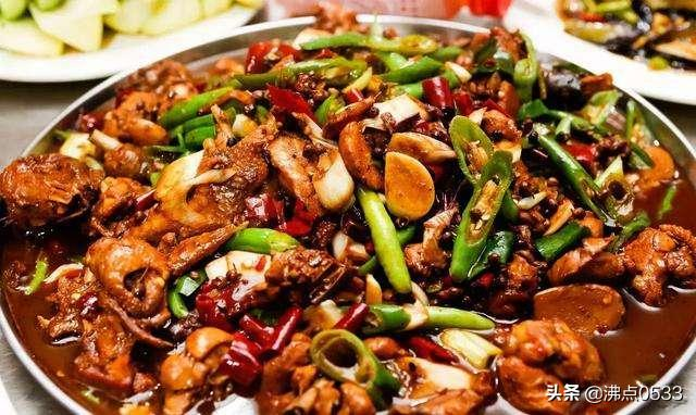 6 kinds of Shandong-style fried chicken, you can open a shop after learning