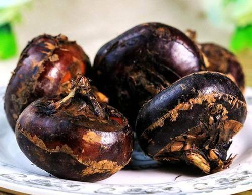 8 kinds of black fruits, tyrants have eaten more than 6 kinds
