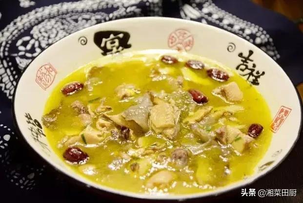 "Hunan cuisine ""9 good dishes"""