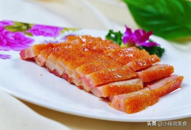 How much do you know about net red crispy roast pork?