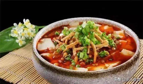 13 popular Sichuan specialties, hot models