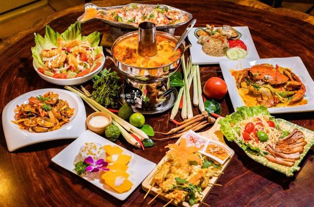 Can call Ban Quanshunde, I only serve this Thai food!  Even the boss and chef are from Thailand