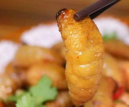 Shunde people use it as a treasure, but outsiders look at it but want to escape!  Dark cuisine of Shunde people!