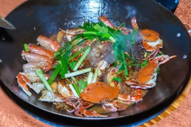Looking for taste in Shunde | Boiled fish, shrimp and crab with ancient wine, 9 mosquito catfish and shrimp, the taste is delicious!