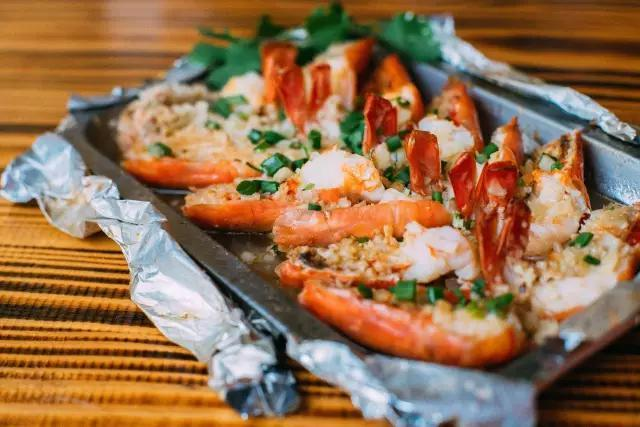 The era of tin foil and seafood is coming!  Than roast is gentler than steaming, you have found everything you have not tried here