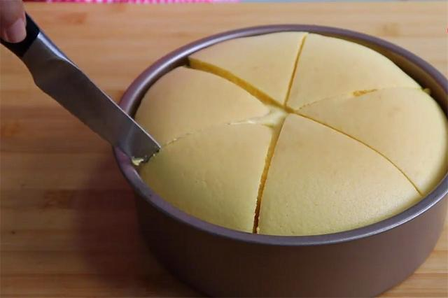 I want to eat cake and make it at home. This method is the best, easy to learn, soft and sweet.